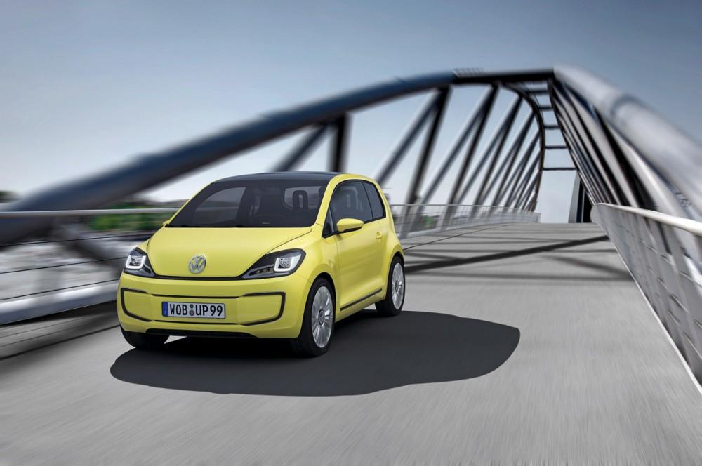 Volkswagen Studie E-Up!