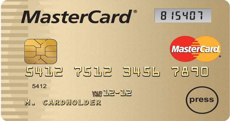 MasterCardSingleButton