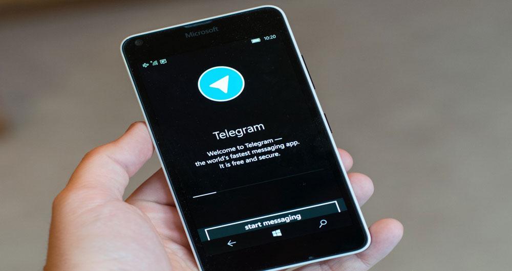 علیه نهادهای استفادهکننده از تلگرام در امور اداری، اعلام جرم میشود