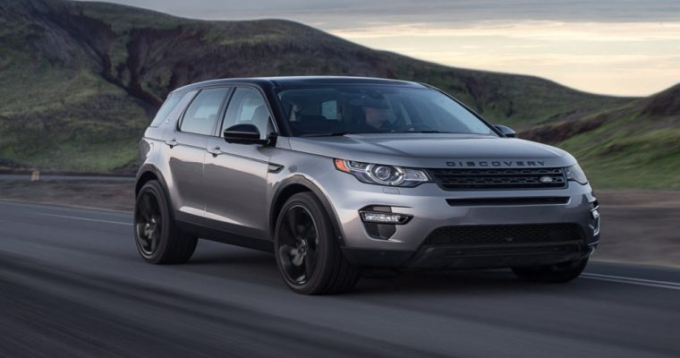 Land Rover 2016 Discovery Sport