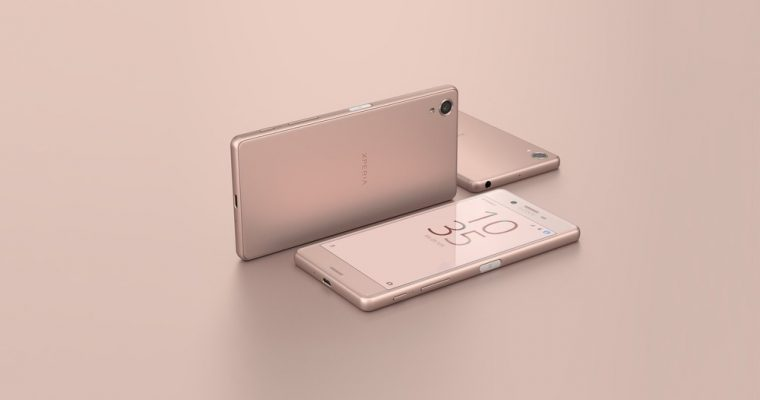 Sony Xperia X and Xperia XA Launched in India