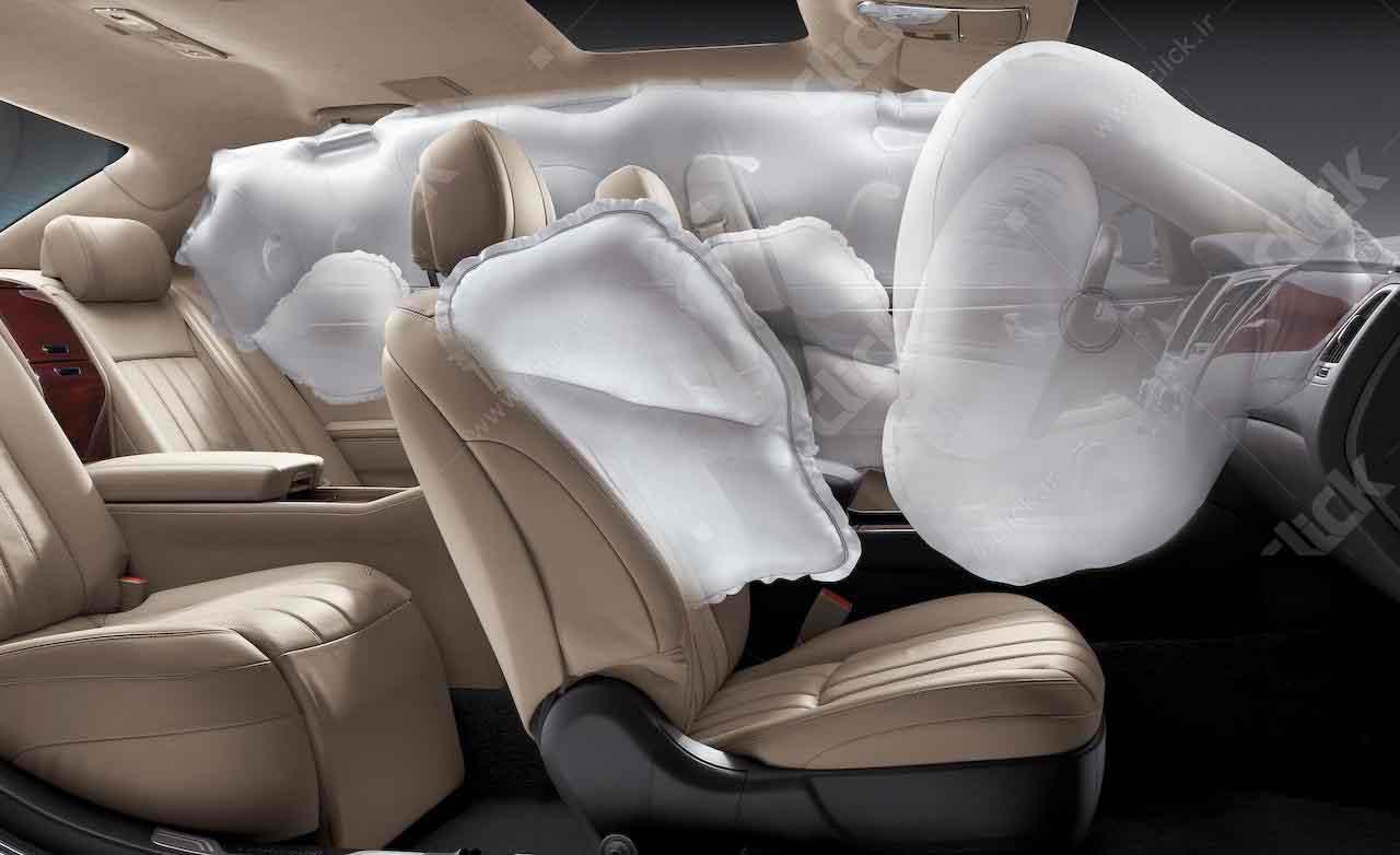 airbag 2016 Hyundai Genesis Coupe