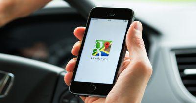 امکانات جدید Google Maps