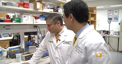 North Texas Invention To Help Doctors Fight Cancer