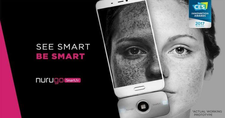 مشاهده زیر پوست با موبایل