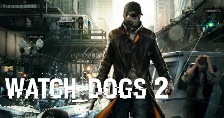Watch Dogs 2 Title Pic