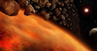 سیاره جهنمی
