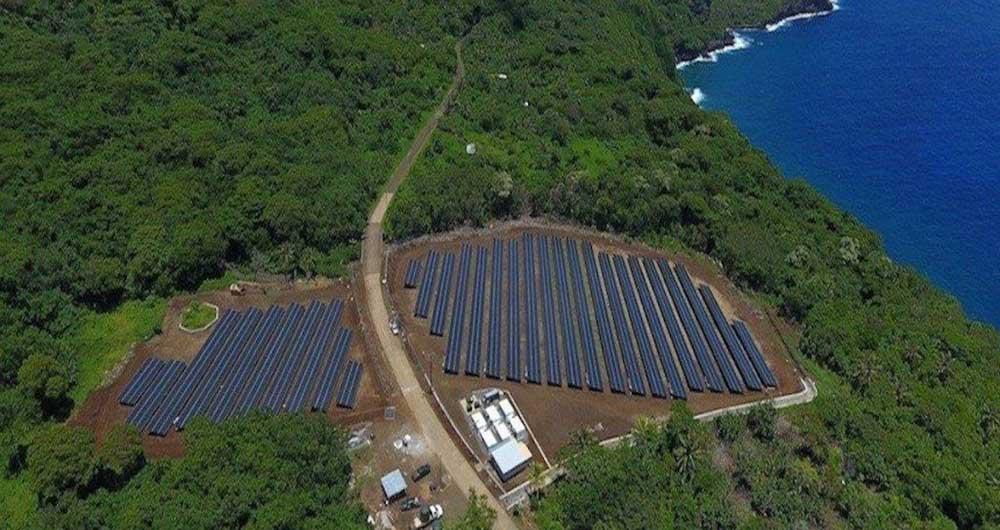 پروژه های تأمین برق