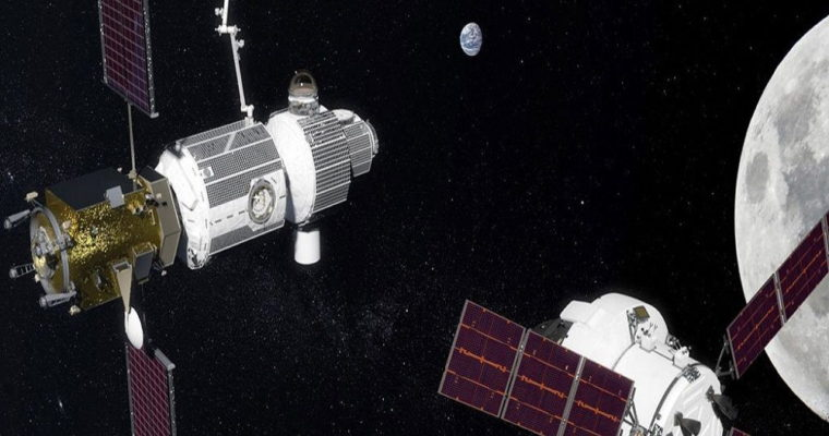 NASA Just Unveiled Plans for Its Moon-Orbiting Spaceport: Deep Space Gateway