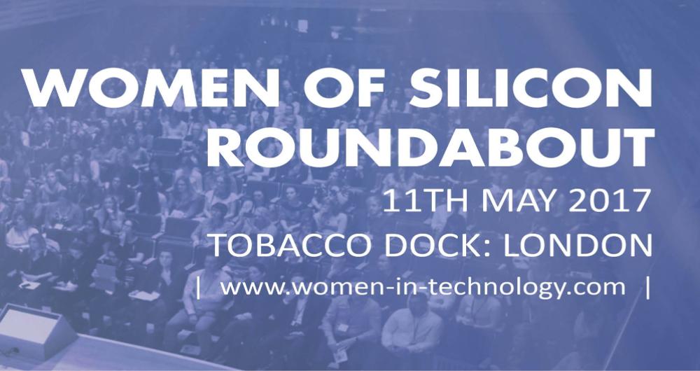 کنفرانس Women of Silicon Roundabout