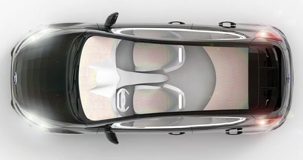 طراحی فضای داخلی خودرو بهصورت هوشمند