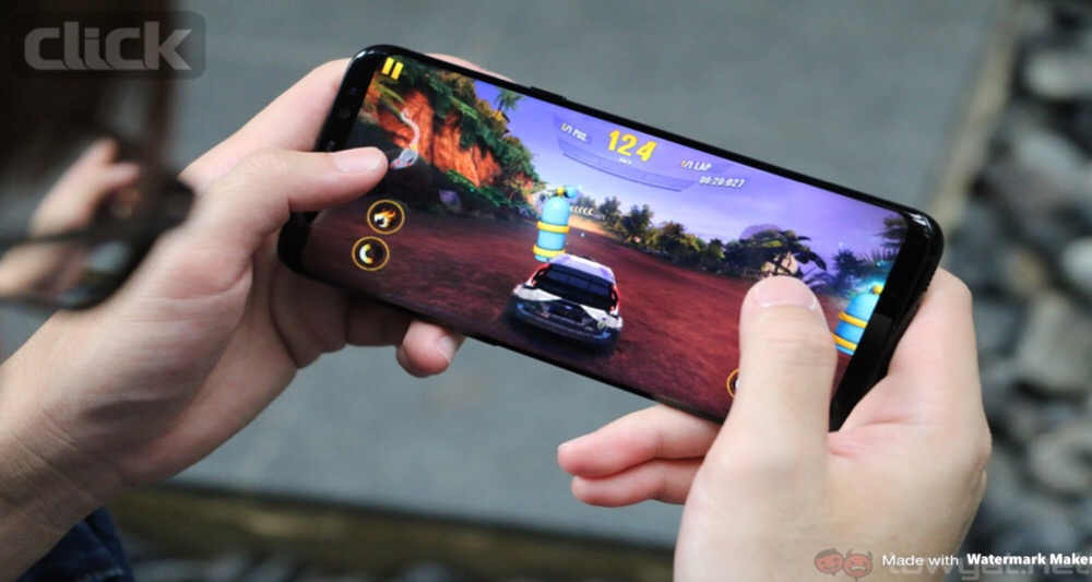 مقایسه بین دو گوشی هواوی P10 پلاس  و گلکسی S8 پلاس