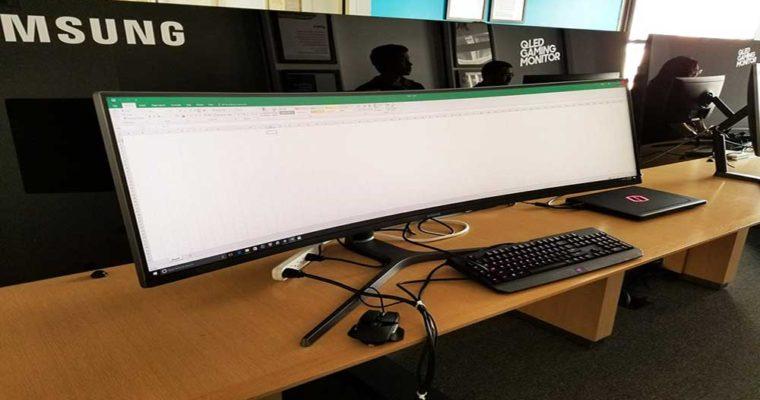 نمایشگرهای کامپیوتر HDR سامسونگ