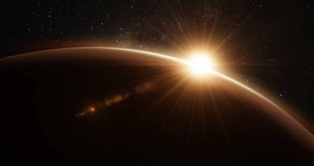 توقف ارسال اطلاعات ناسا به تجهیزات سطح مریخ
