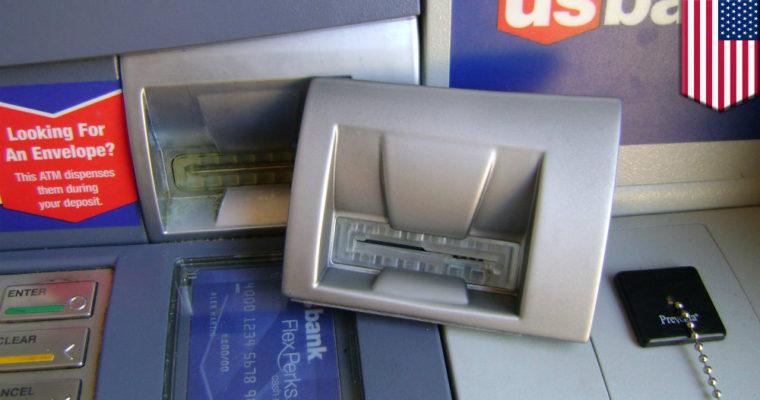سارقان کارتهای ATM