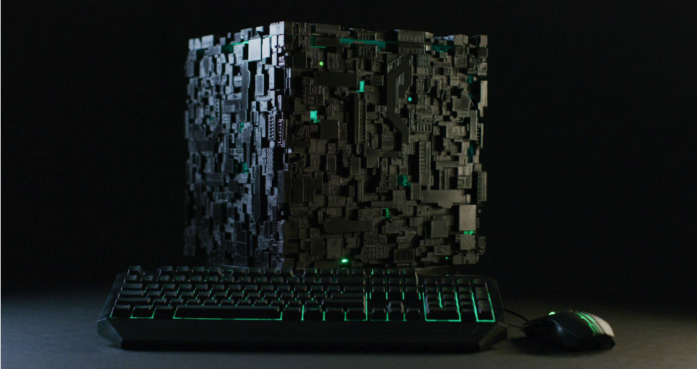کامپیوتر مکعبی که گیمرها عاشقش میشوند!
