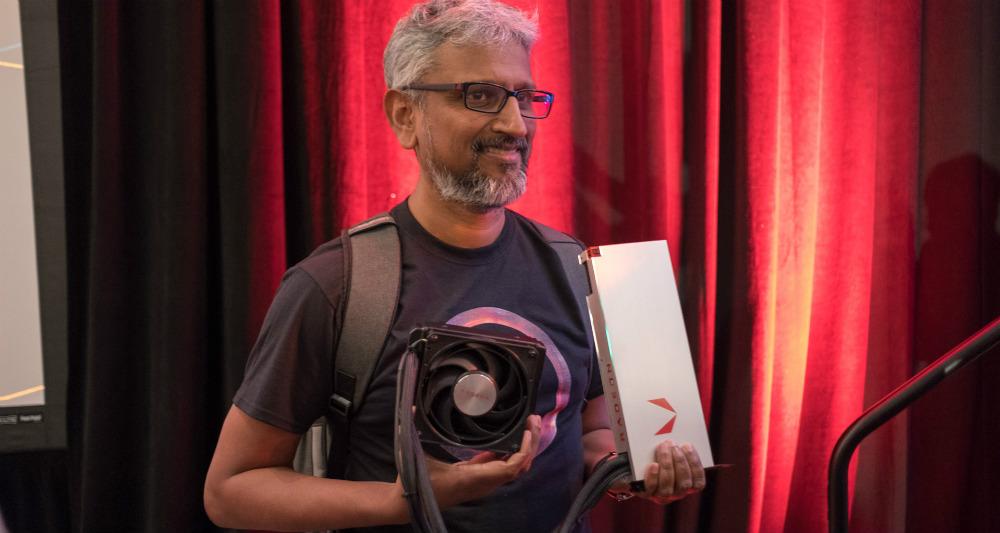 معرفی کارتهای گرافیک حرفهای Radeon RX Vega توسط شرکت AMD