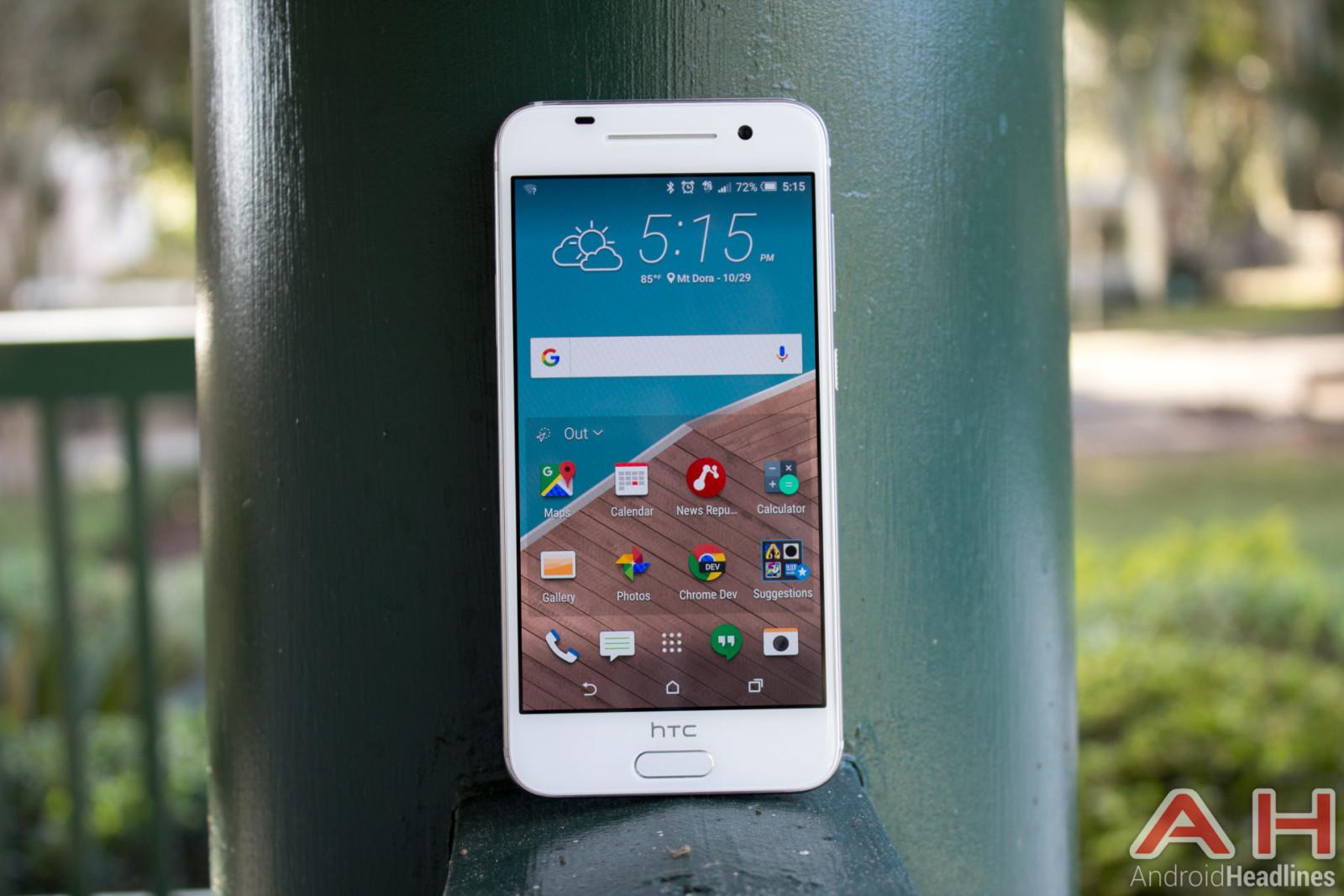 به روز رسانی امنیتی ماه نوامبر گوشی One A9 اچتیسی ارائه شد