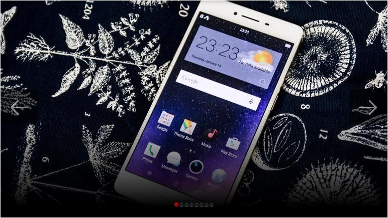 نگاهی دقیقتر به گوشی هوشمند R7s اوپو و پیشرفت این شرکت چینی