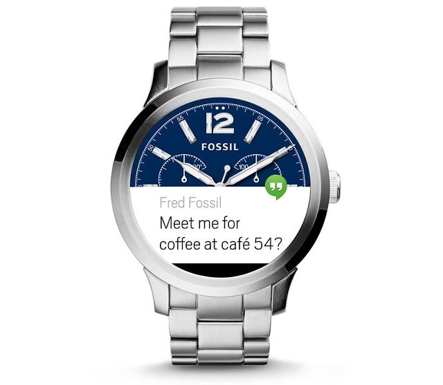ساعت هوشمند Fossil Q Founder معرفی شد