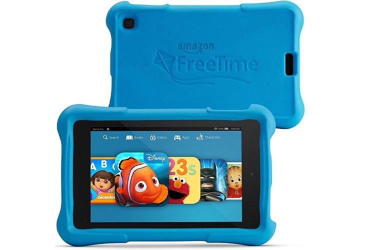 1-Amazon Kindle Fire HD Kids Edition