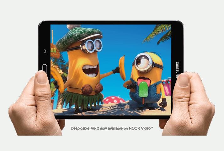5-Samsung B&N Galaxy Tab S2 Nook Edition