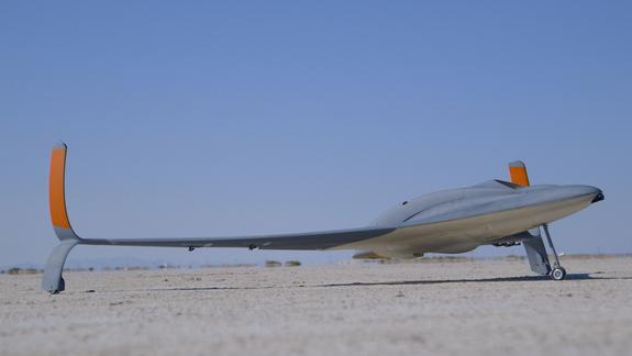 هواپیمای جت بدون سرنشین با طراحی سه بعدی رکورد سرعت را شکست