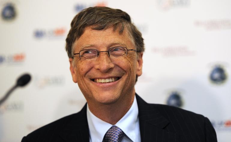 سرمایه گذاری بیل گیتس در زمینه انرژی های پاک