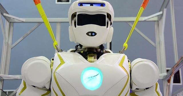 روبات های ناسا