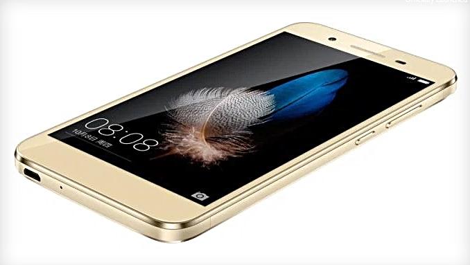 گوشی Enjoy 5S هوآوی با اسکنر اثر انگشت معرفی شد