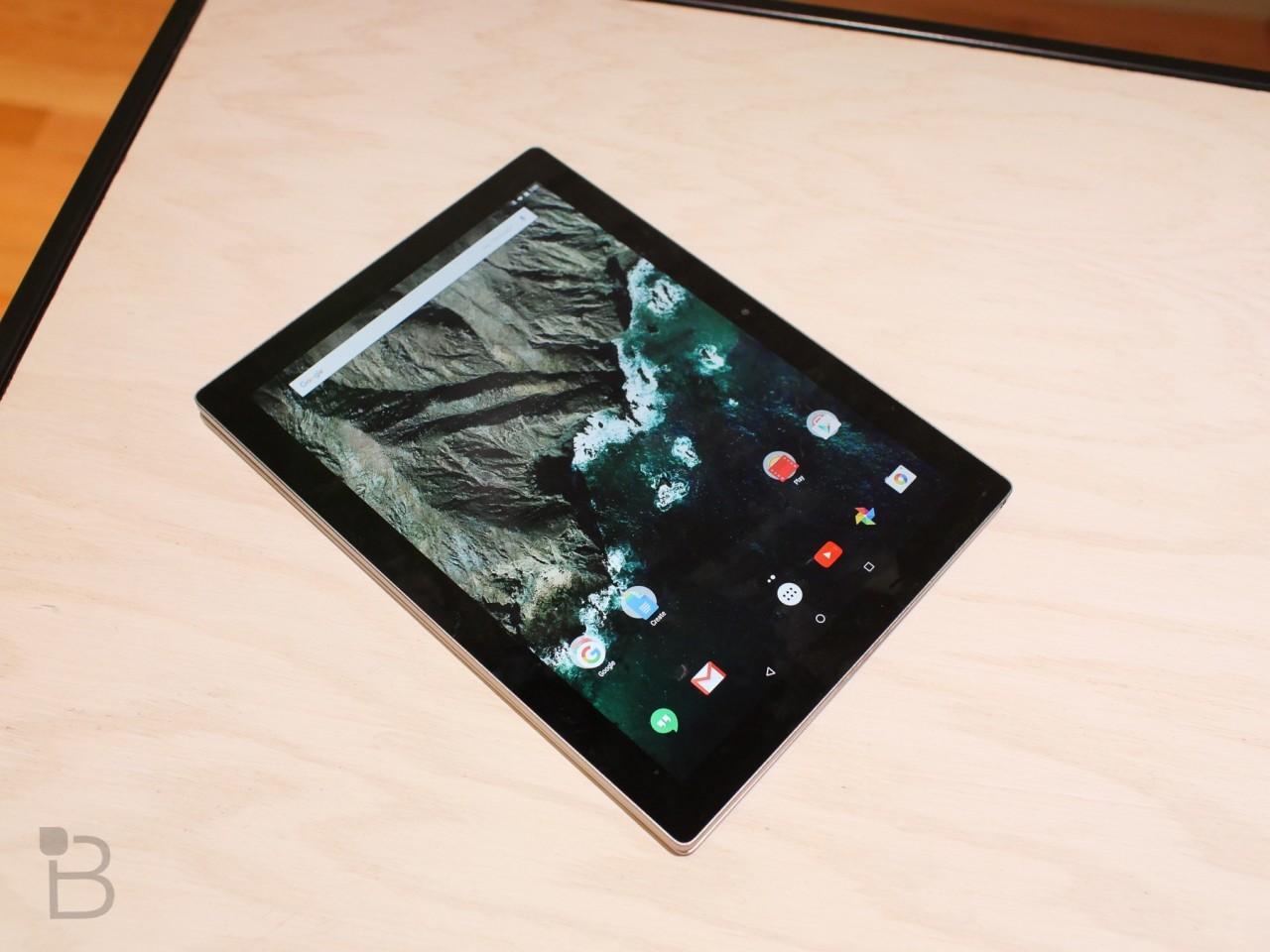 تبلت  Pixel C گوگل هفتهی آینده عرضه میشود