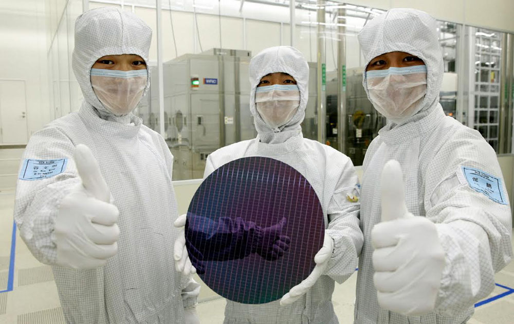 سامسونگ در صدد پیادهسازی لیتوگرافی 10 نانومتری