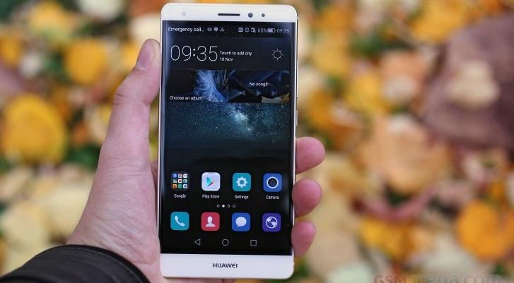 نقد و بررسی گوشی میت اس هوآوی (Huawei Mate S)