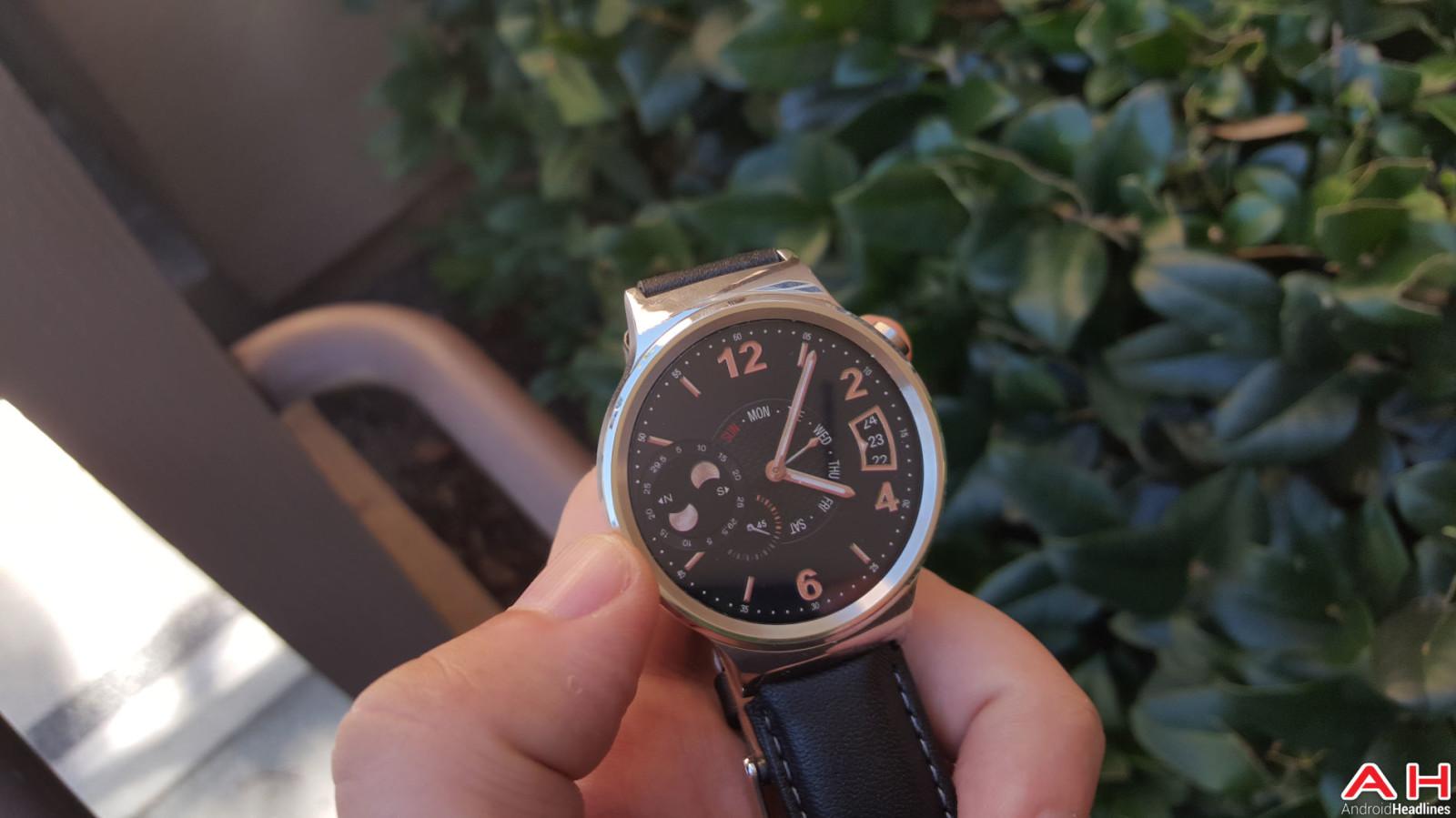 نسخهی زنانه ساعت هوشمند هوآوی در CES 2016 معرفی میشود