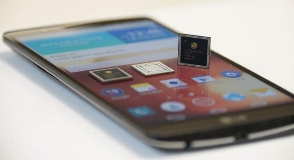 نسخهی بعدی گوشی V10 الجی به تراشهی نوکلون 2 مجهز میشود