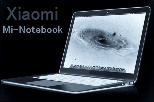 1-Xiaomi Laptop