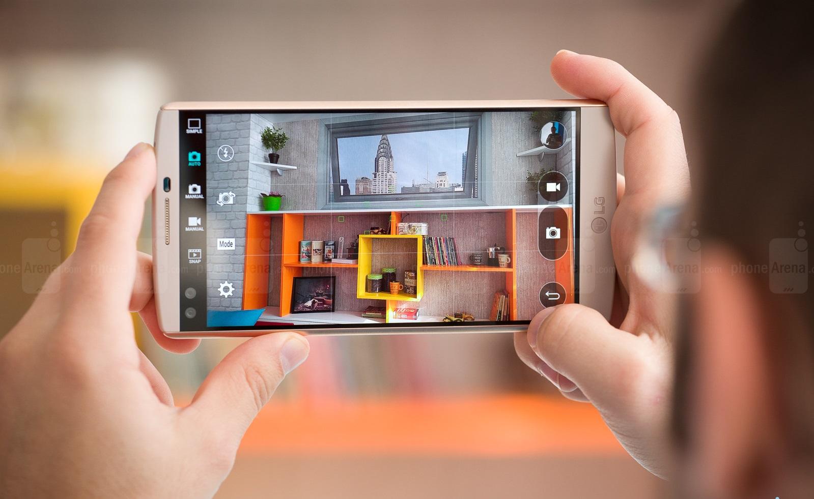 نقد و بررسی گوشی هوشمند الجی وی 10 (LG V10)