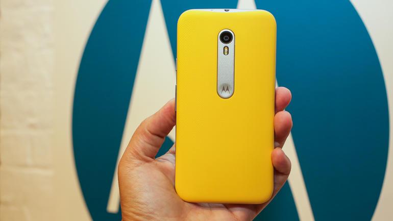 Motorola Moto G Late 2015