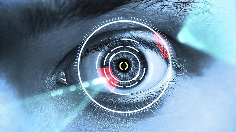 گلکسی اس 7 سامسونگ به اسکنر عنبیه چشم مجهز میشود