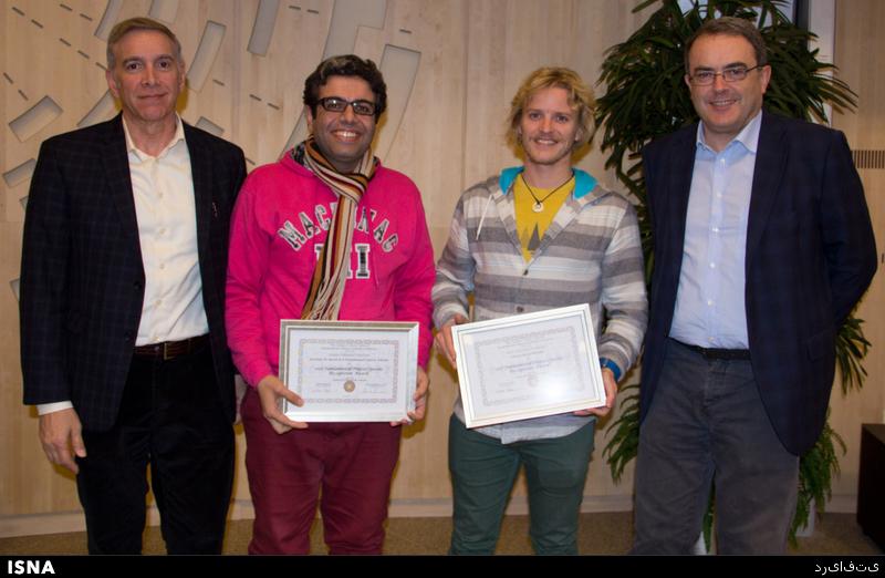 دانشجوی ایرانی؛برنده جایزه  فیزیک بنیادی سرن