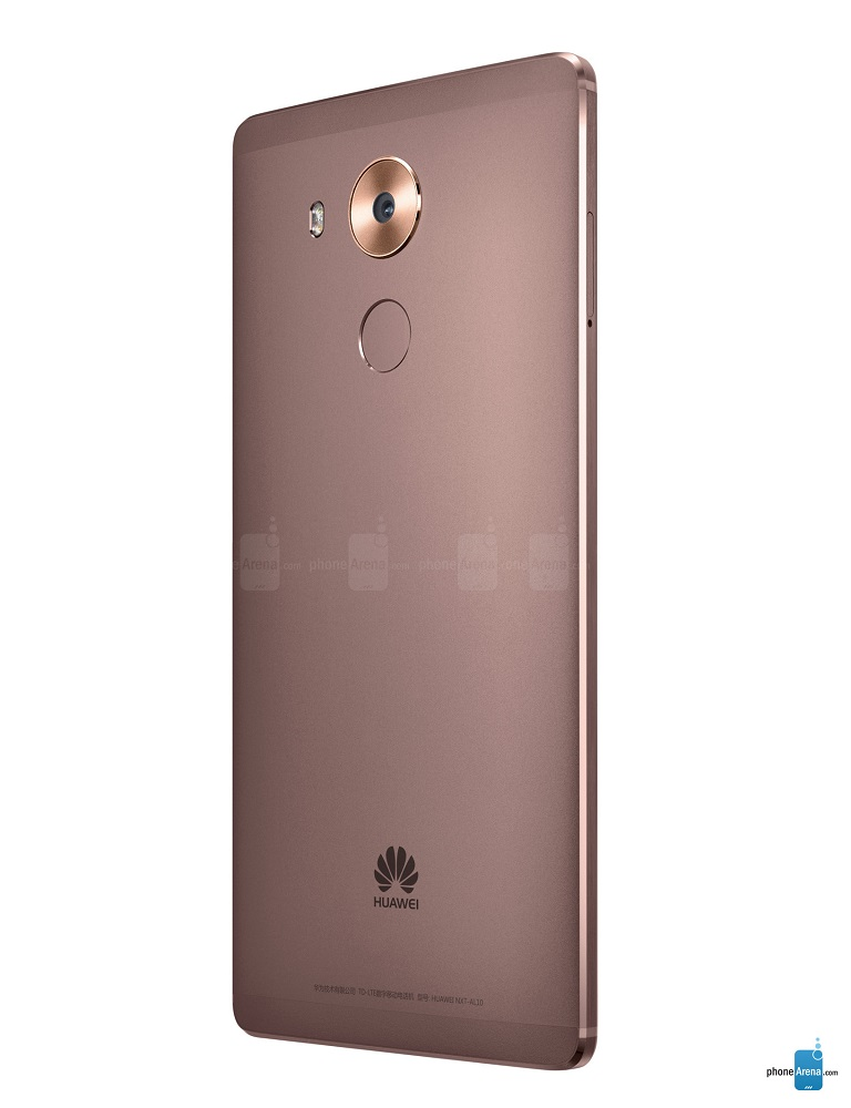 2-Huawei Mate 8