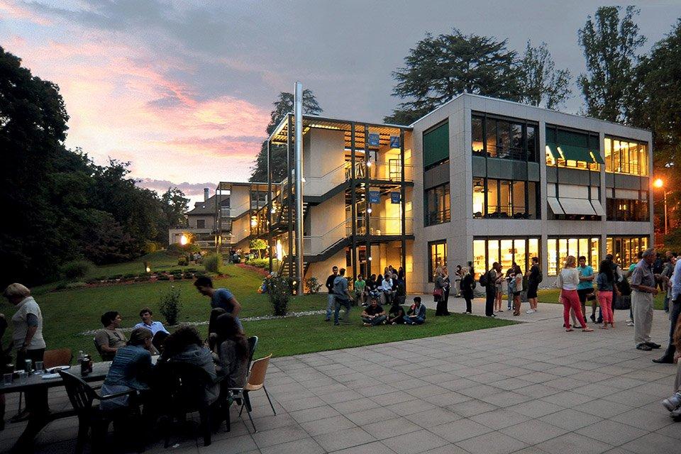 دانشگاه وبستر در سوئیس