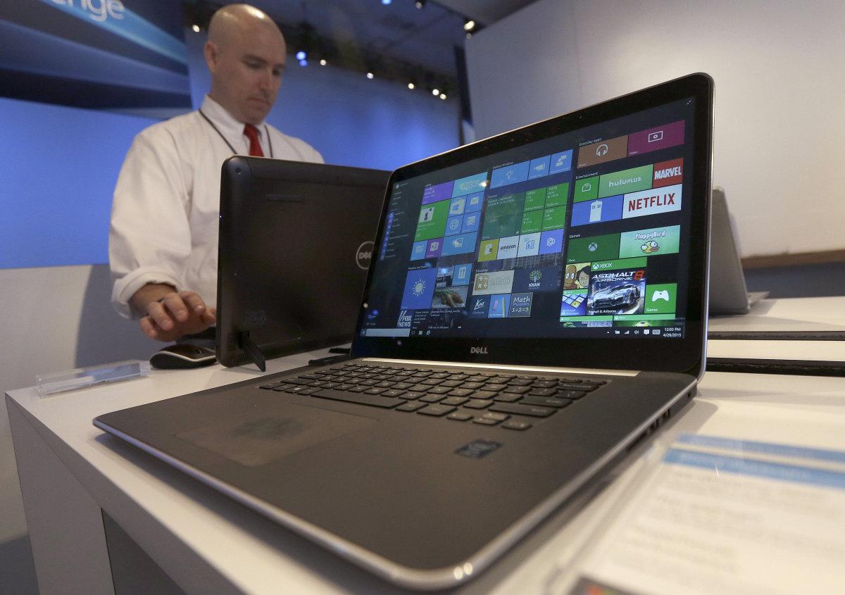 ویندوز 10 هم نتوانست روند نزولی فروش رایانه های شخصی را متوقف کند