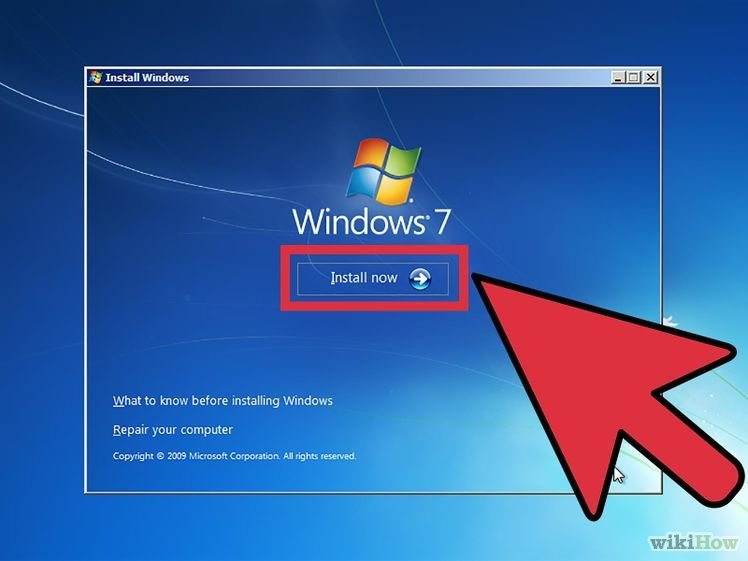 748px-Install-Windows-7-(Beginners)-Step-9
