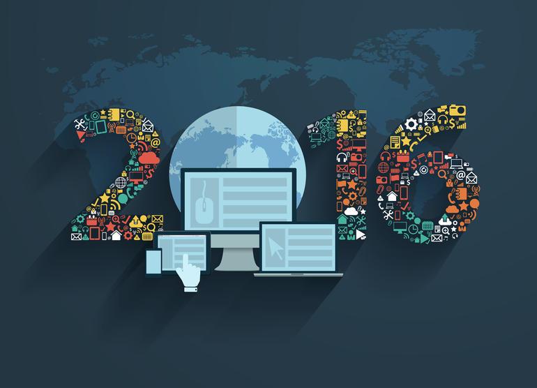 پیشبینی 4 زمینه اصلی فناوریهای سال 2016