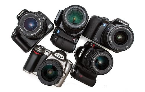 10 دوربین برتر DSLR سال 2015