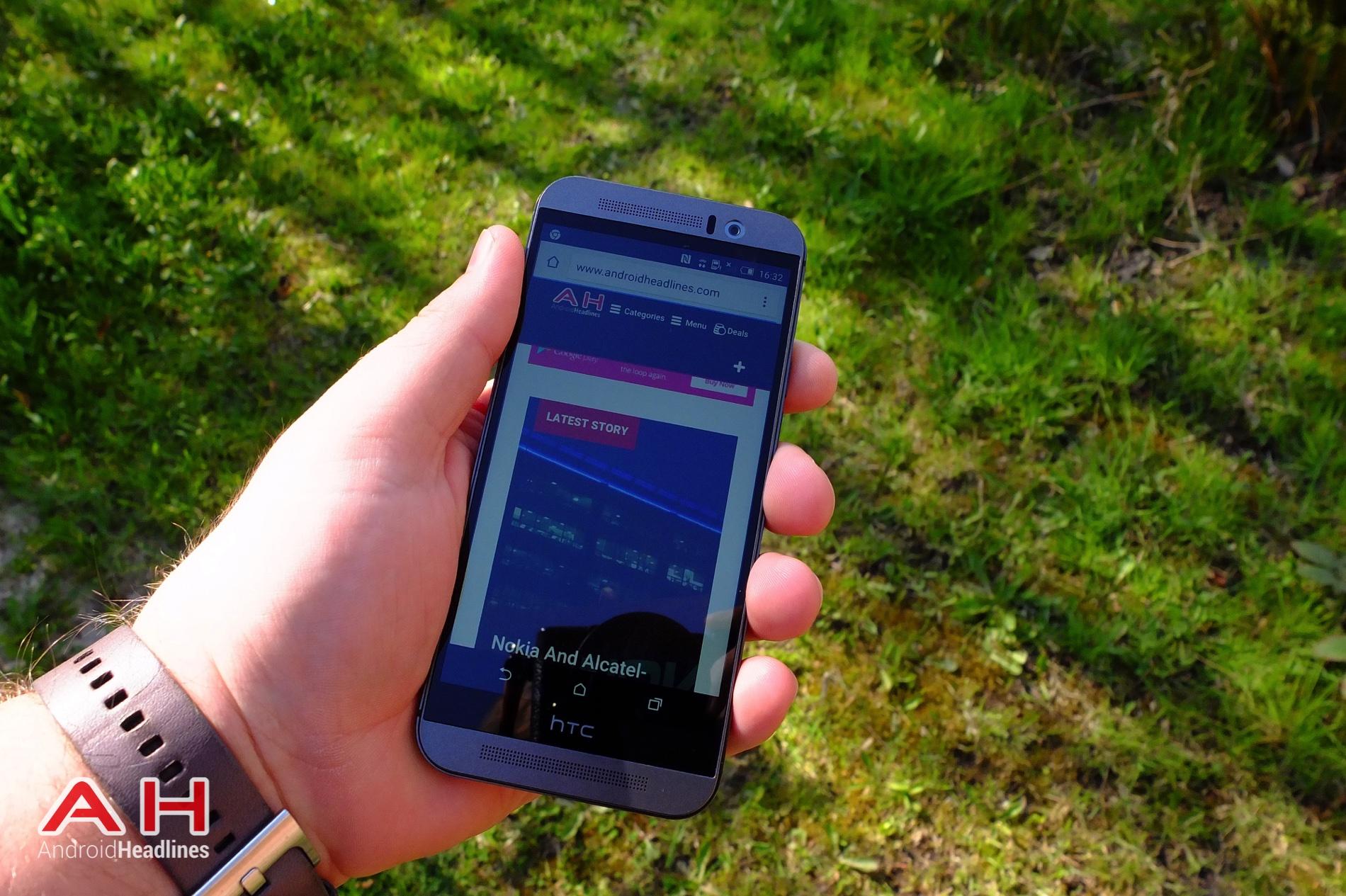 HTC One M9  مجهز به Marshmallow  می شود