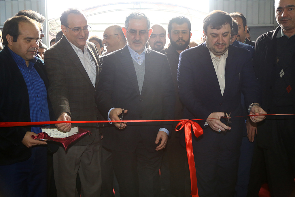 افتتاح الکامپ ۲۱، در غیاب وزیر ارتباطات