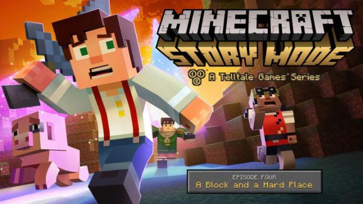 تاریخ انتشار قسمت چهارم بازی Minecraft: Story Mode اعلام شد