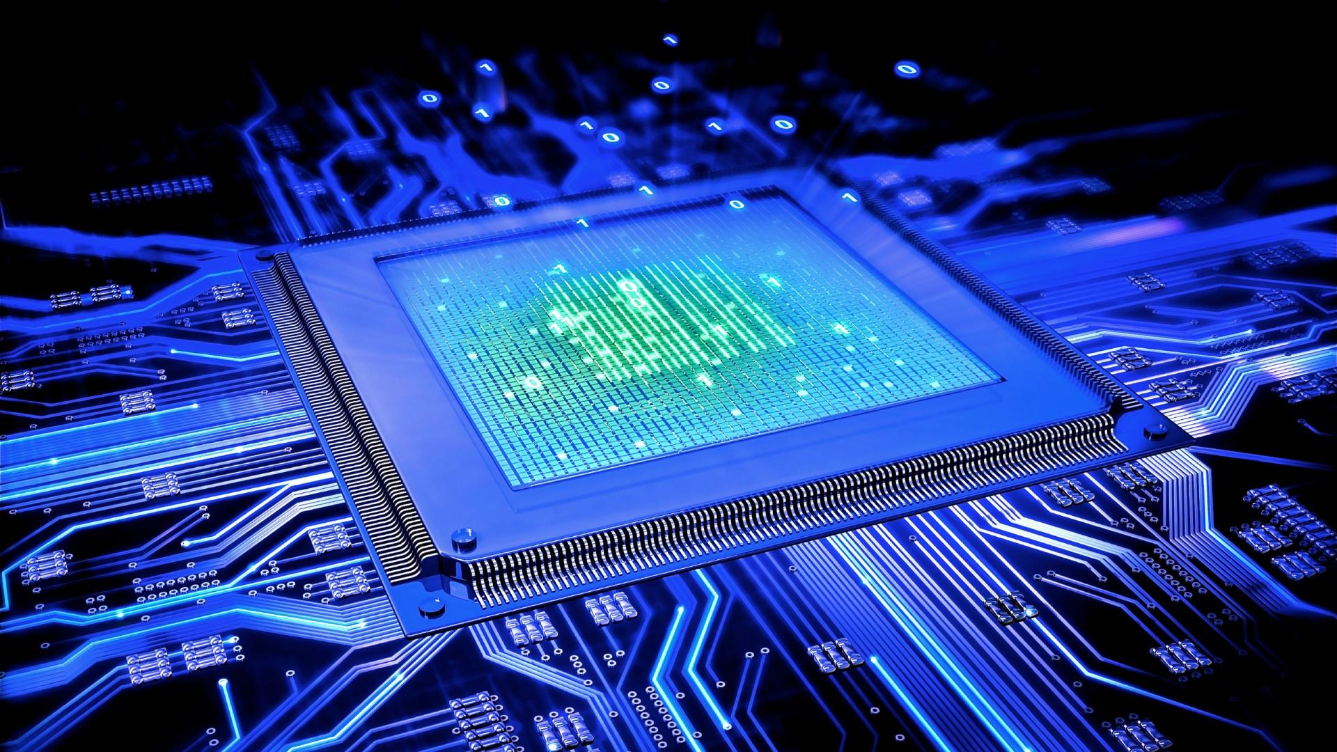 تولید اولین تراشه کامپیوتری که توسط منابع زیستی کار می کند